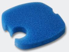 Ersatzteil SunSun HW-302 Filtermaterial Filterschwamm 4cm blau Aquarium