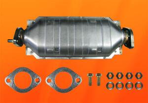 Catalizador Mitsubishi L 200 2.5 Td + 4WD 85kW 4D56 OE MR552247 Año Fab. 01