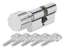 ABUS EC550 Sicherheitsschloss mit Knauf und 5 Schlüssel verschieden schließend