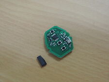 EWS Remote 3 Button Board 433MHZ With CHIP for BMW E46 KEYLESS KEY Incl VAT