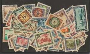 D0232 : (85) République De Indonésie Timbres, Excellent État