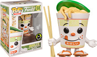 Oodles Fantastik Plastik Funko Pop Vinyl New in Mint Box + Protector