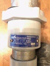 CROUSE-HINDS POWERMATE PLUG - CCP6034BC RS