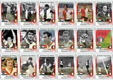 Feyenoord European Cup winners 1970 football trading cards