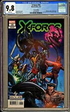 X-Force #16 CGC 9.8 Larroca Marvel Vs Alien Cover