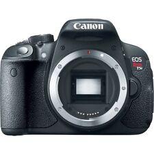 Canon EOS Rebel T5i DSLR Camera (Body Only) 8595B001