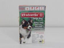Bayer K9 Advantix Ii Flea Tick & Mosquito Treatment Large Dog 21-55 lbs - 6Pk