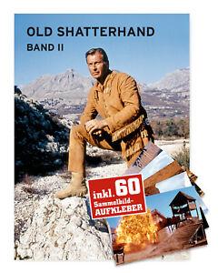 Old Shatterhand 2. Auflage · Bd 2 · Karl May · Lex Barker, Pierre Brice · Album