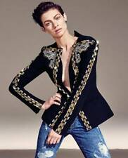 """New With Tags SASS & BIDE """"Destiny Of Dreams""""  Embellished Jacket  - Size 10  -"""