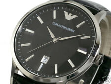 New Men's Emporio Armani AR2411 Watch Tags Warranty Box RRP $299