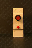 Wylex plug in push button MCB Miniature Circuit breakers replace rewirable fuses