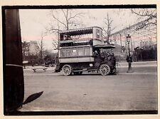 Compagnie Générale Omnibus c. 1900 -  Paris  - 112