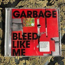 Garbage – BLEED LIKE ME  CD album Shirley Sexy Manson