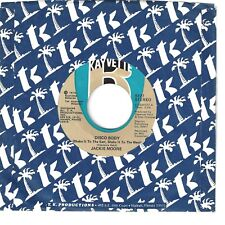JACKIE MOORE 45  Disco Body (Shake It To The East, Shake It To The West) - NM