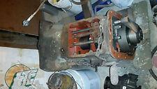 Massey ferguson transmission 135 35 MF TO single stage clutch input