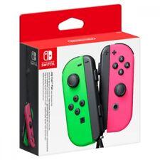 Nintendo Switch Joy-con par de controladores (Neón Verde/Neon Pink)