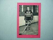 1934/43 BEEHIVE CORN SYRUP GROUP 1 HOCKEY PHOTO EARL SEIBERT BEE HIVE SHARP!!