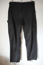 Dunkelgraue U.S. Military Hose, Größe L (Gothic/EBM/Punk)
