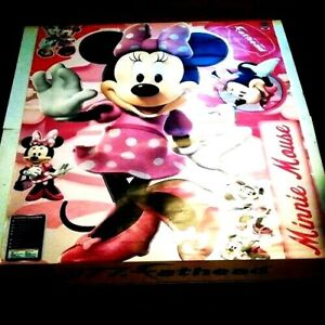 MINNIE MOUSE 4FT. Tall Huge FAT-HEAD WALL DECAL
