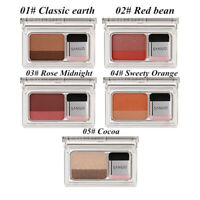 5 Color Women Makeup 3 Seconds Eyeshadow  Double Layer Coloured Gradation