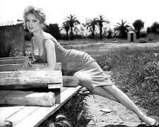 BRIGITTE BARDOT FRENCH ACTRESS AND SEX-SYMBOL - 8X10 PUBLICITY PHOTO (FB-041)