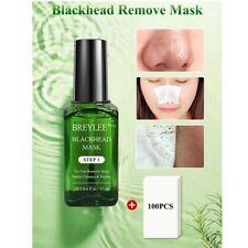 Tea Tree olio maschera rimozione di punti neri siero maschera peeling viso