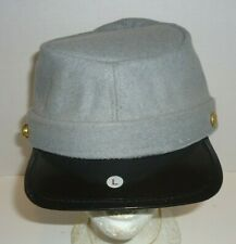 Americana Souvenirs and Gifts American Civil War Confederate Grey Hat Size L