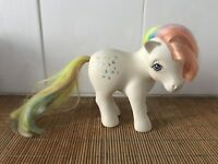 MY LITTLE PONY Mon Petit Poney G1 CONFETTI 1983 Hasbro Made in Hong Kong