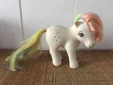 MY LITTLE PONY Mon Petit Poney G1 CONFETTI 1983 Hasbro Made in Hong Kong