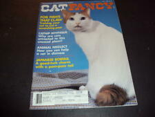 Cat Fancy July 1989 For Paws That Claw, Japanese Bobtail Id:47732