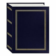 Pioneer A4-100 Photo Album For 4x6 Navy Blue (Same Shipping Any Qty)