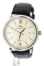 IWC Portofino Automatic Stainless Steel Watch IW356501