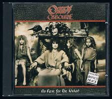 OZZY OSBOURNE NO REST FOR THE WICKED (BLACK SABBATH) CD