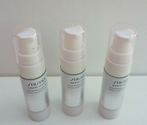 3x Shiseido White Lucent Total Brightening Serum, 3x9ml=27ml, Brand New!