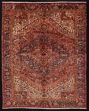 TAPPETO PERSIANO HERIZ ANNODATO A MANO cm. 340 x 275