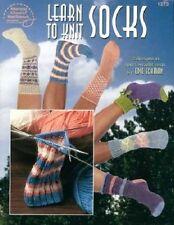 Apprendre à tricoter chaussettes tricot motif - 12 designs-American school of needlework