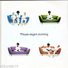 M PEOPLE Elegant Slumming CD