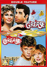 GREASE / GREASE 2 - DVD - REGION 2 UK