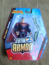 DC Batman Total Armor STEEL POWER SUPERMAN