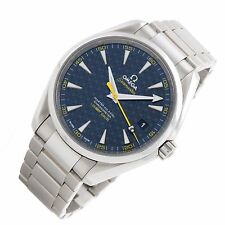 Omega Seamaster Aqua Terra James Bond 15007 Master Co Axial Swiss mens watch