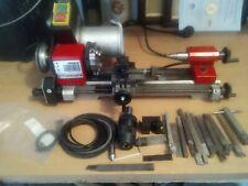 Uhrmacher drebank  Emco Unimat 4 mit viel Zubehör und Werkzeug top