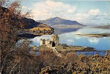 B86871 eilean donan castle loch duich wester ross  scotland