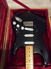 Fender, David Gilmour Signature Stratocaster Relic - Black,  AVR 57 neck