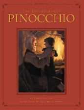 The Adventures of Pinocchio by Franco Staino, Greg Hildebrandt and Carlo...