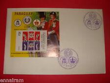 Queen Elizabeth II Silver Jubilee  25 Coronation Paraguay 1978 #3