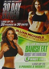 Jillian Michaels - 30 Day Shred / Banish Fat, Boost Metabolism [DVD][Region 2]