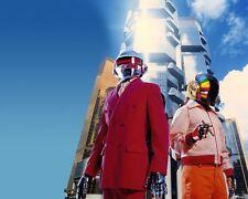 Daft Punk Music Poster 17'' X 14''