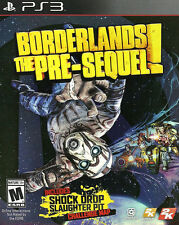 Borderlands: The Pre-Sequel (Sony PlayStation 3, 2014) - Japanese Version
