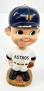 "Vintage 1960's Houston Astros Japan Made Nodder Bobblehead Bobble Head 7"" Tall"