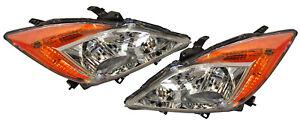 Mazda BT50 BT-50 LH + RH Headlights Head Lights Lamps 2011-2015 *New*